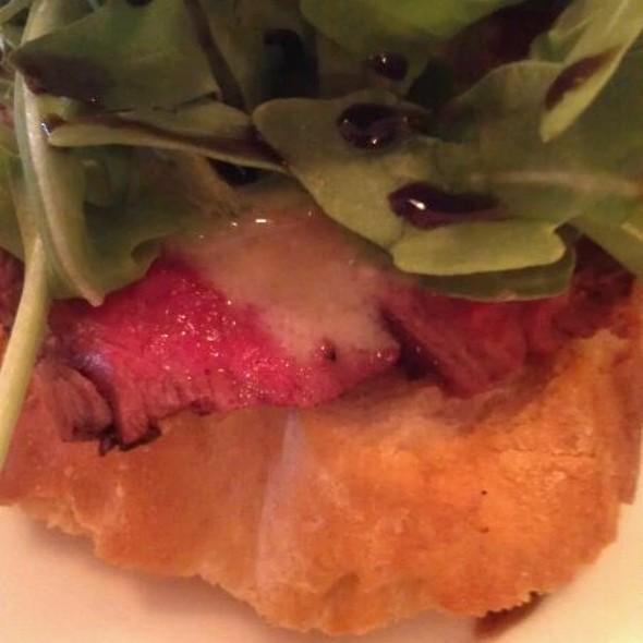 Hanger Steak, Arugula And Cheese - Treva, West Hartford, CT
