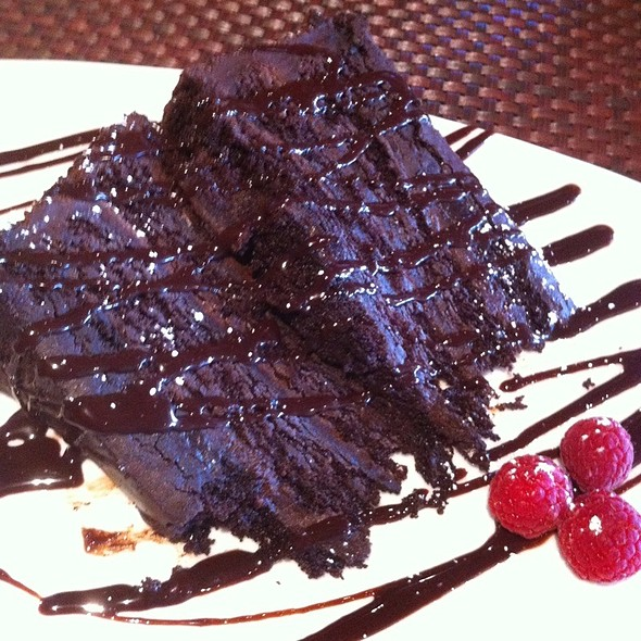 Chocolate Decadence Cake - Sundried Tomato American Bistro - San Clemente, San Clemente, CA