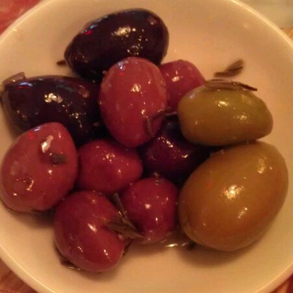 Mixed Olives - Treva, West Hartford, CT