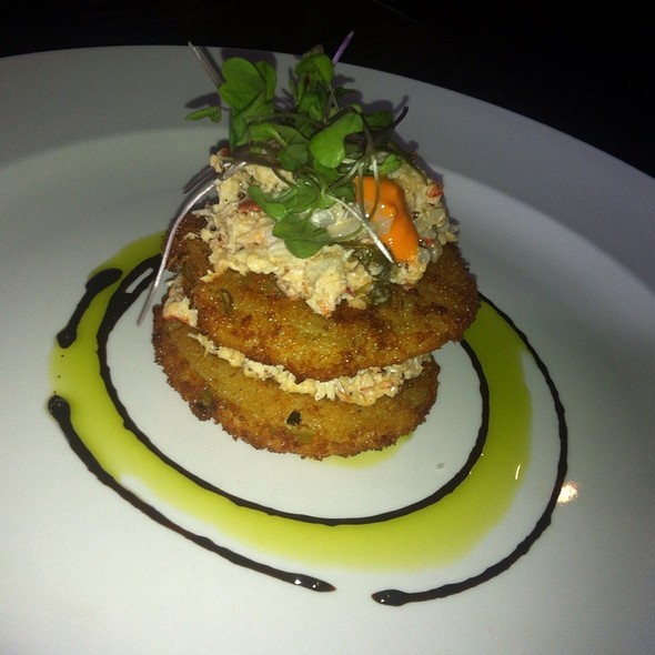 Fried Green Tomatoes - Citrus Restaurant, Orlando, FL