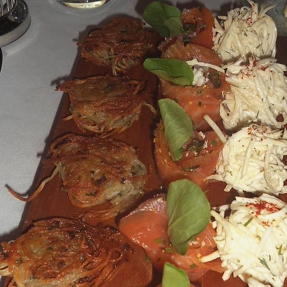 Daniel Boulud's Smoked Salmon - db Bistro Moderne Miami, Miami, FL