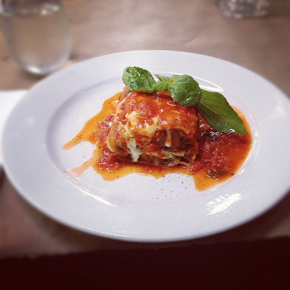 Meat Lasagna - Friend of a Farmer, New York, NY