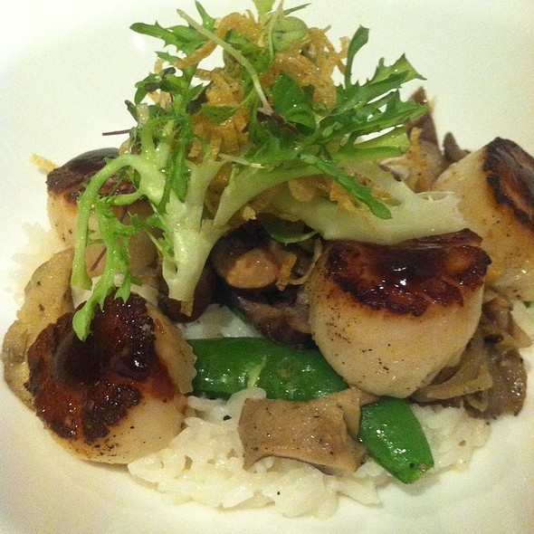 Scallops - Fish, Charleston, SC
