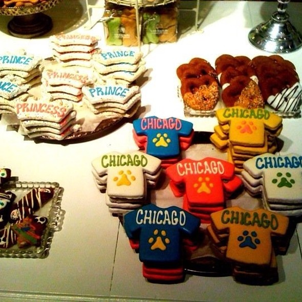 Little Dogs Cookies - Chicago Meatpackers, Frankfurt am Main