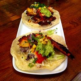Taco De Barbacoa De Pulpo - Playa Cabana, Toronto, ON