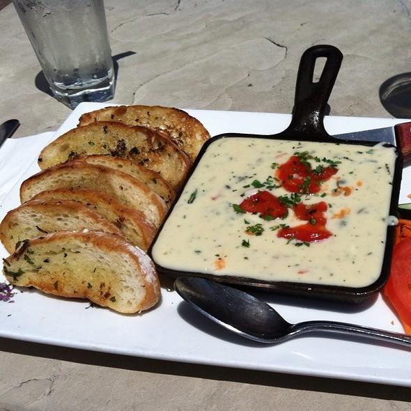 Gorgonzola Stuffed Mushrooms - Paradise Beach Grille, Capitola, CA