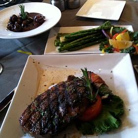 Delmonico Steak - Mesa Street Grill, El Paso, TX
