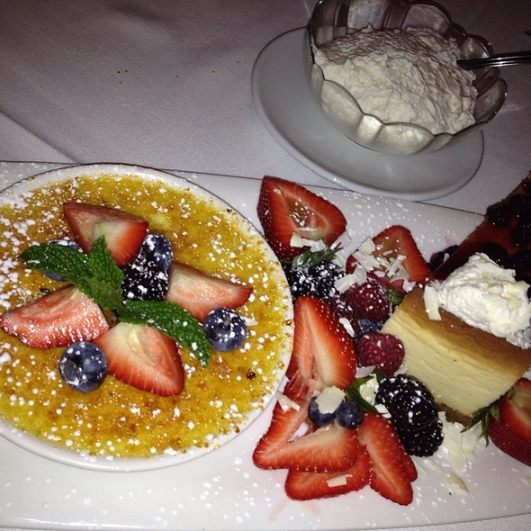 Cheesecake - Fleming's Steakhouse - Chandler, Chandler, AZ