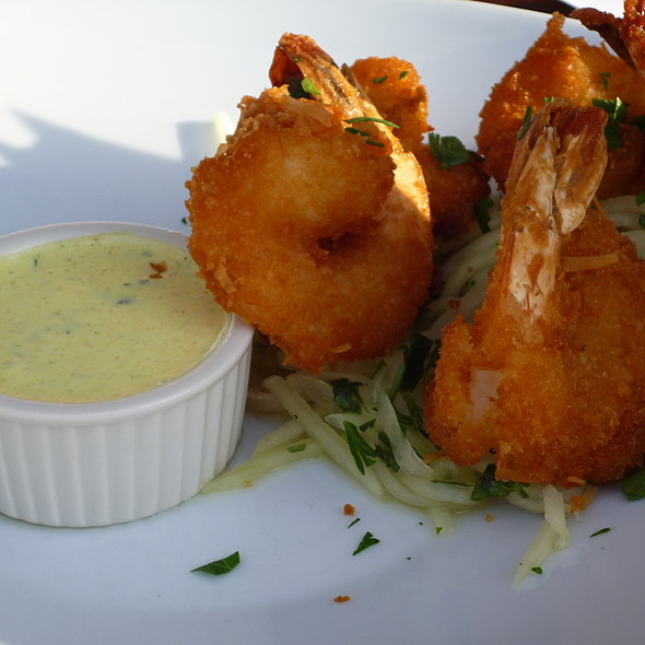 Coconut Shrimp - Beach Cafe, Kirkland, WA