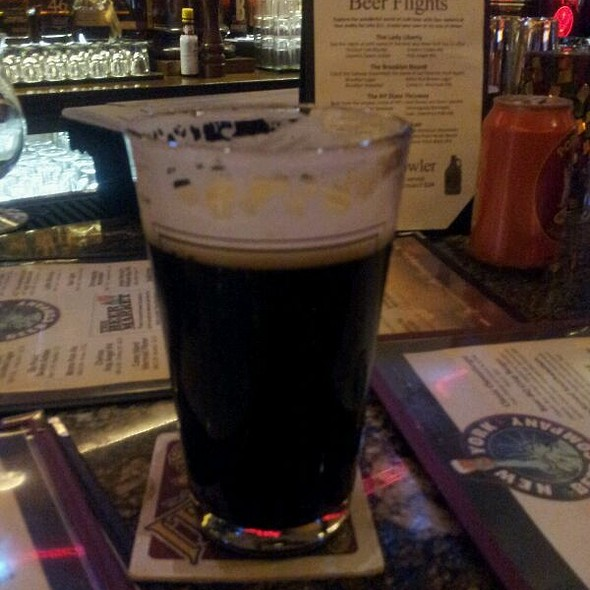 Pitch Black Ipa (Widmer Bros.) - The New York Beer Company, New York, NY