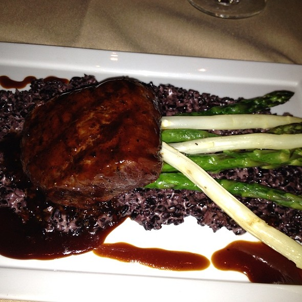 Venison - Lone Eagle Grille, Incline Village, NV