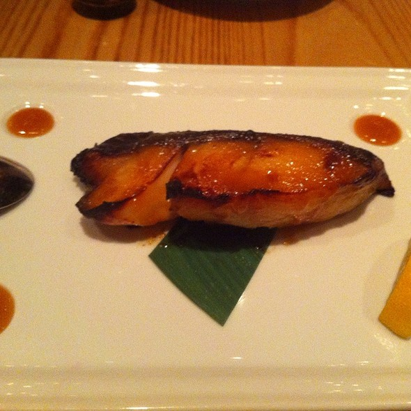 Miso Glazed Black Cod - Nobu Honolulu, Honolulu, HI
