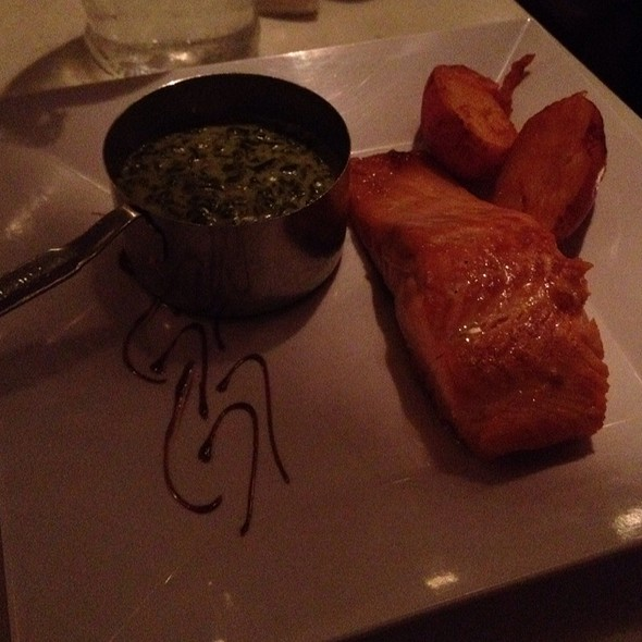 Miso Glazed Salmon - Crazy About You, Miami, FL