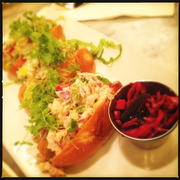 Lobster Roll (Sandwich) - Todd English at The Plaza Food Hall, New York, NY