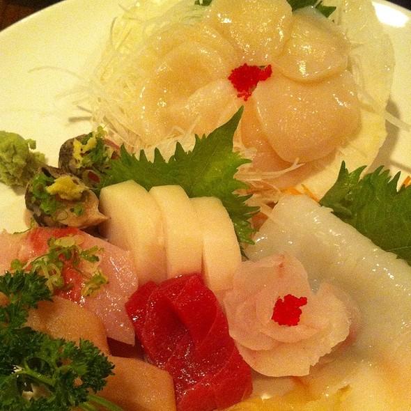 Omakase Sashimi - Toro Sushi Bar, Montclair, NJ