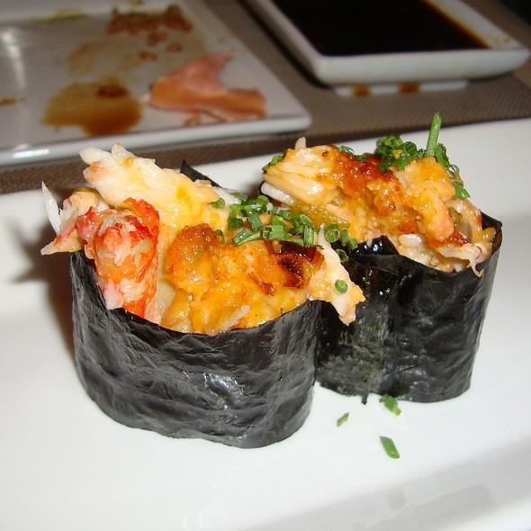 Kani Nigiri - Mirai Sushi - Wicker Park, Chicago, IL