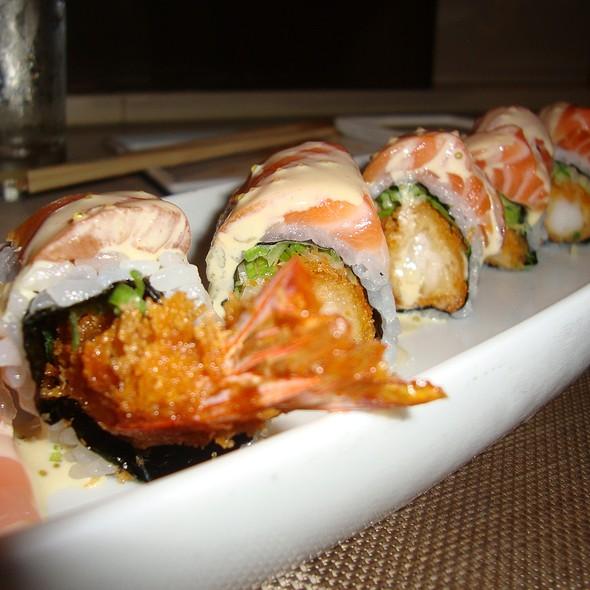 Special Zuke Roll - Mirai Sushi - Wicker Park, Chicago, IL