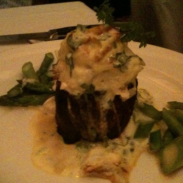 Filet Oscar - The Capital Grille - Charlotte, Charlotte, NC
