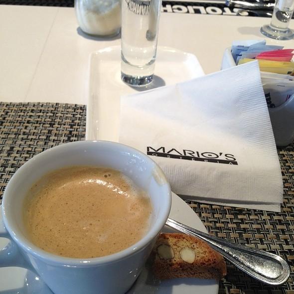 Great Ending.   - Mario's Osteria, Boca Raton, FL