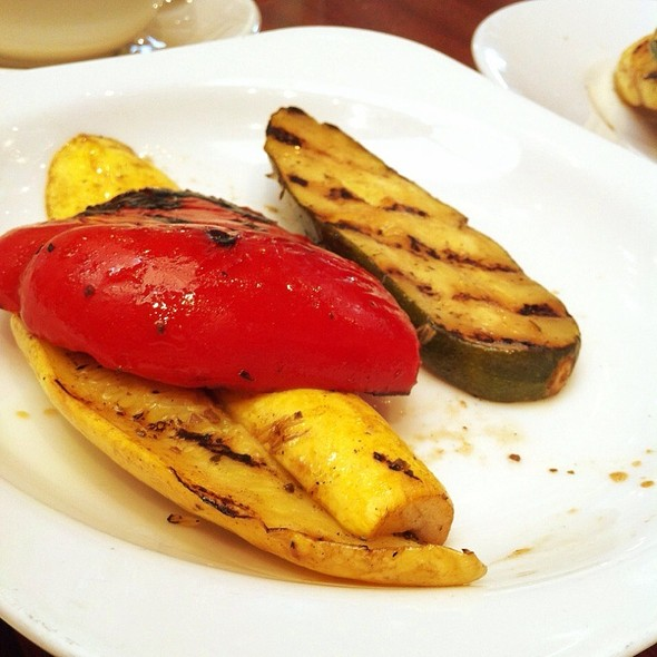 Grilled Vegetables - Enterprise Fish Co. - Santa Monica, Santa Monica, CA