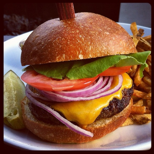 Tap House Burger - City Tap House - UC, Philadelphia, PA