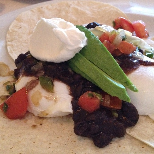 Huevos rancheros - The Madison Bar and Grill, Hoboken, NJ