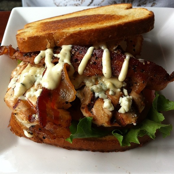 Bltc Sandwich - Baxter's Lakeside Grille, Lake Ozark, MO