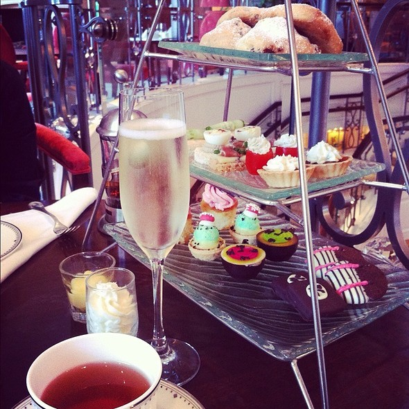 Afternoon Tea - Astor Court, Atlanta, GA