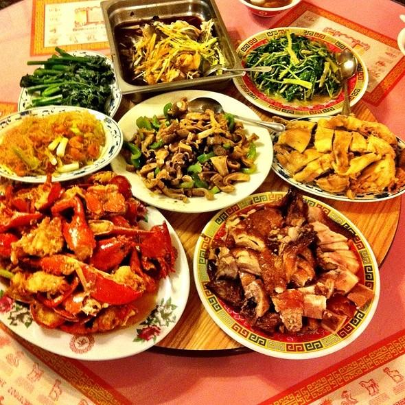 Menu List Of Chinese Food