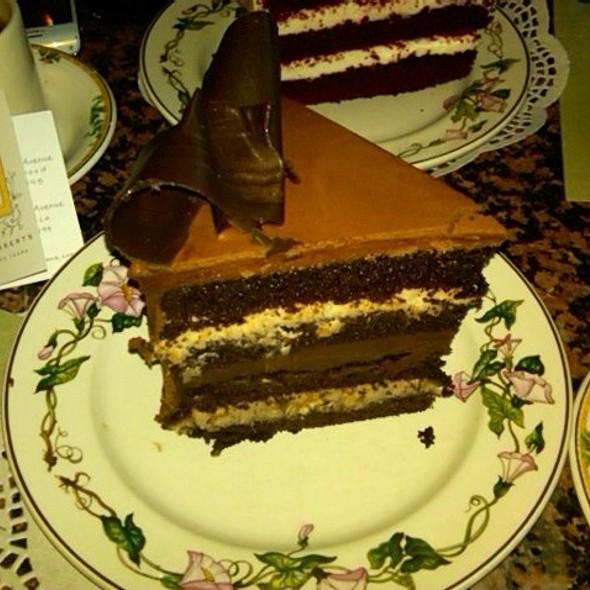 Sweet Lady Jane German Chocolate Cake
