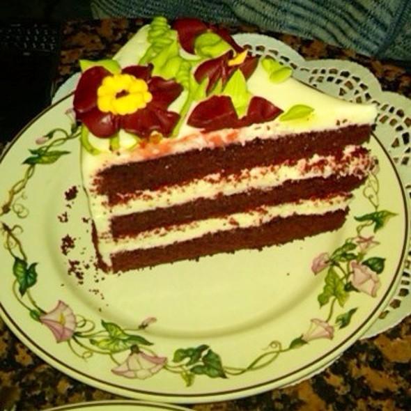 Sweet Lady Jane Red Velvet Cake