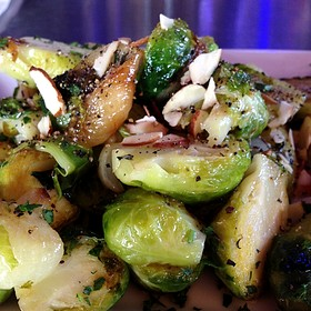 Brussels Sprouts - Café Trio, Kansas City, MO