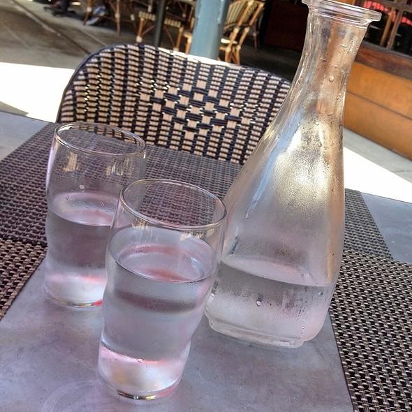 Water - AKA Bistro - Pasadena, Pasadena, CA