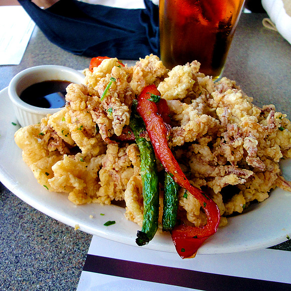 Crispy Calamari - Mitchell's Fish Market - Carmel, Carmel, IN