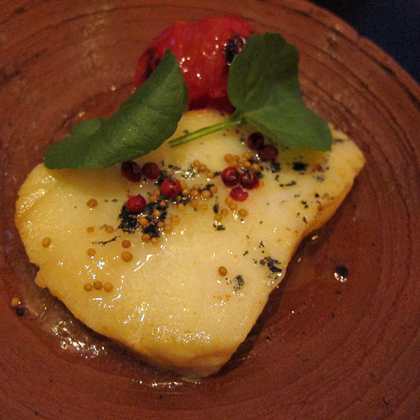 Grilled Chilean Seabass  - brushstroke, New York, NY