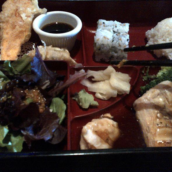 Arisu Lunch Box - Arisu Japanese Restaurant, Englishtown, NJ
