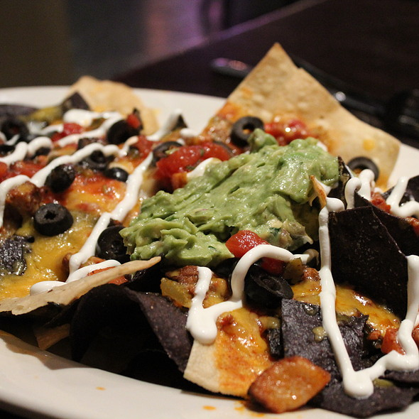 Nachos - Johnny Utah's, New York, NY
