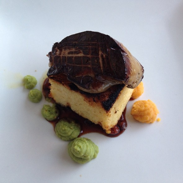 Fois gras - Sea Change at Chez Melange, Redondo Beach, CA