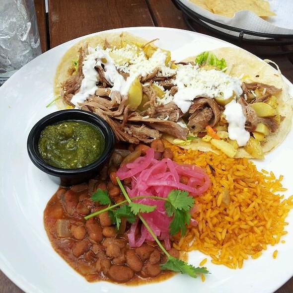 Duck Confit Tacos - Zolo Grill, Boulder, CO