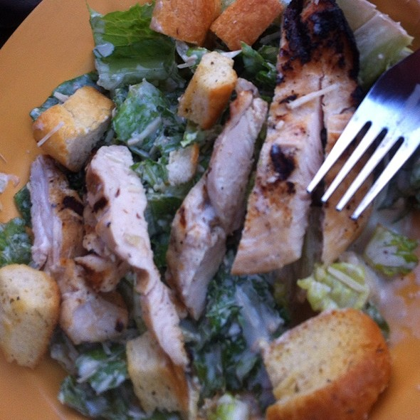 Chicken Caesar Salad - Dick's Last Resort - Boston, Boston, MA