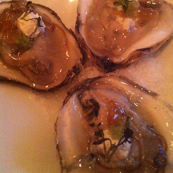 Oysters - Restaurant Lorena's, Maplewood, NJ