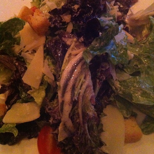 Caesar Salad - Restaurant Lorena's, Maplewood, NJ