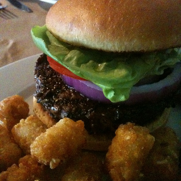 Bison Burger - The Local Eatery & Pub, Westfield, IN