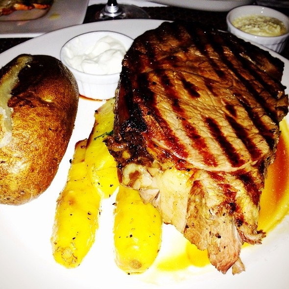 16oz Prime Rib - 360 The Restaurant at the CN Tower, Toronto, ON