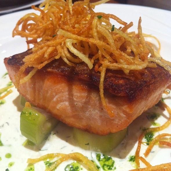 Arctic Char - Rick Moonen's RM Seafood, Las Vegas, NV