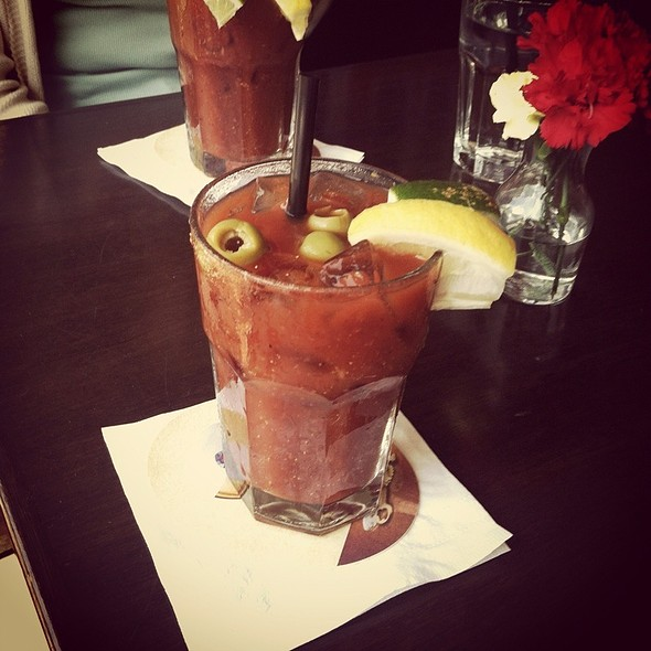 Bloody Mary - Blue Haven, New York, NY
