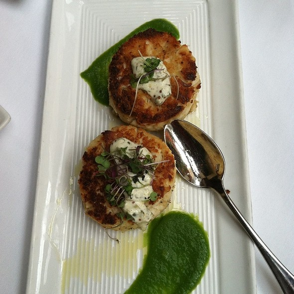 Crab Cakes - Max Downtown, Hartford, CT