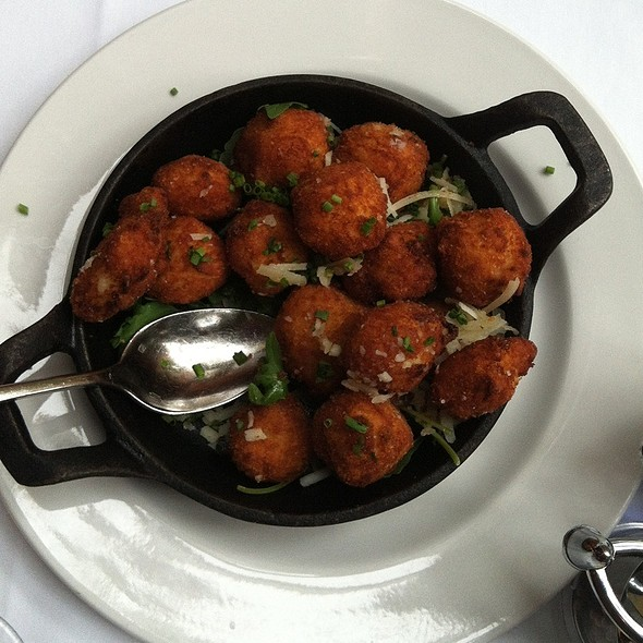 Truffle Tater Tots - Max Downtown, Hartford, CT