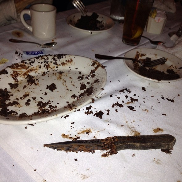 Death by Chocolate - Gibsons Bar & Steakhouse - Rosemont, Rosemont, IL
