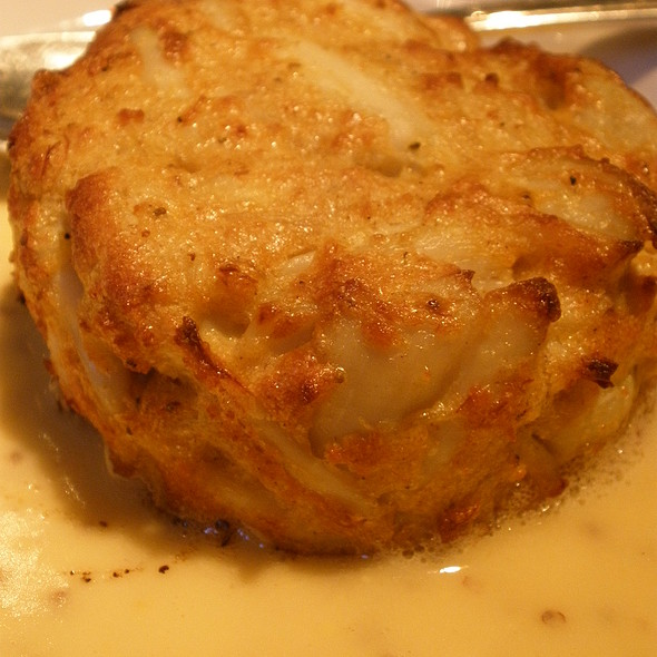 Jumbo Lump Crab Cake - Chops Lobster Bar, Atlanta, GA